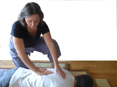 Vrai Shiatsu traditionnel